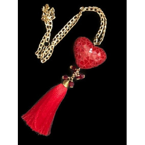 a4ea15a2b334 Motitas De Gamuza Bisuteria Collares Cadenas Oro Perlas - Joyería en ...