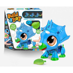 Brinquedo Robótico Build A Bot Dinossauro Multikids Br215 23b2224c1f7