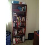 Biblioteca De 6 Paños En Mdf Ultima Semana