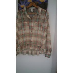 806bf136b6d0 Camisa Unifor A Cuadros Mujer - Camisas en Mercado Libre Uruguay