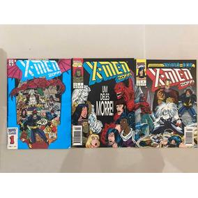 Gibi X-men 2099 - Marcel Comics 1994 - Números 1,2 E 3