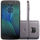 Motorola Moto G5s Plus 5.5 Xt1805 4+32gb Dual Sim 13+13 Mp