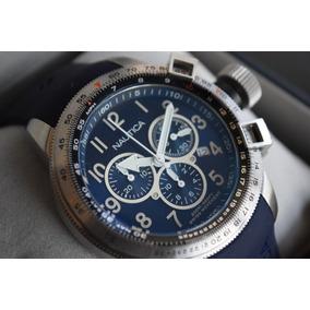 Reloj Nautica Bfc N19526 Swiss Unico M L Usado Tiempo Exacto 90598981a374