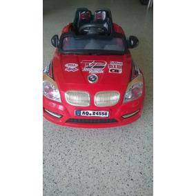 Fabuloso Carro Montable Juguete Para Niños Bateria-cargador