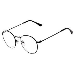Culos De Grau Descanso Redondo - Óculos Preto no Mercado Livre Brasil cd0a714cc8