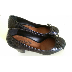 f14163dae Sapatos Femininos Scarpin - Sapatos em Campinas no Mercado Livre Brasil