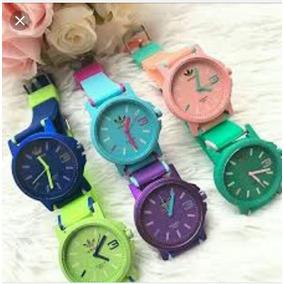 bbe47db979f Relogio Adidas Ad Colors - Relógios De Pulso no Mercado Livre Brasil