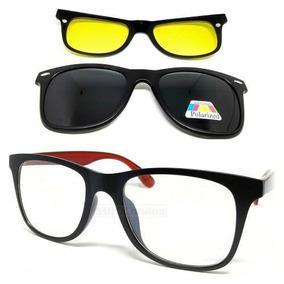 c0520bb75e5ee Oculos Feminino 3 Armacoes - Óculos no Mercado Livre Brasil