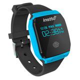 Reloj Inteligente Insport Lite Blue Running Sumergible