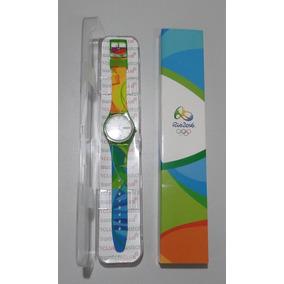 f87ec7ad37e Unissex Swatch Rio Grande Do Sul - Relógios De Pulso no Mercado ...