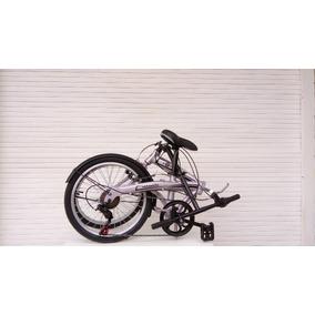 Bicicleta Plegable Aluminio Essenza Promo Fiestas + Regalos