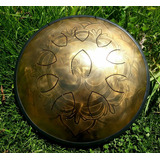 Zendrum Tank Drum Steal Drum Zen Drum Handpan Hang Drum