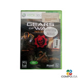 Juego Xbox 360 Gears Of War Pack Triple