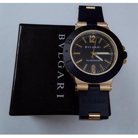 07a15ab9af0 Relojes Bulgari Originales Con Certificado Hombre - Reloj de Pulsera ...