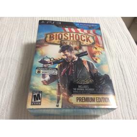 Bioshock Infinite - Premium Edition - Lacrado - Leg. Port.