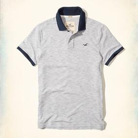 1602560775 Camiseta Polo Classic Hollister - Calçados