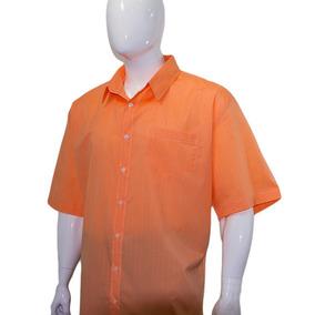 Camisa Social Masculina Plus Size Extra Grande Tamanhos