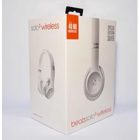 Fone De Ouvido Beats Solo3 Wireless - Special Edition Silver