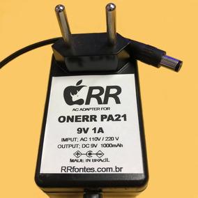 Fonte Carregador Pedal Efeitos Onerr Greatone Overdrive Ov-1