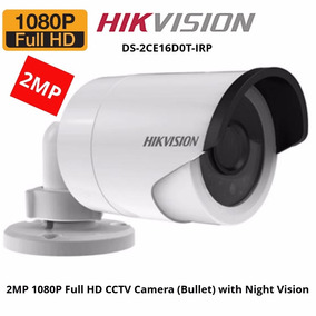 Câmera Bullet Fullhd 2mp 1080p Hikvision 3,6mm Promoção