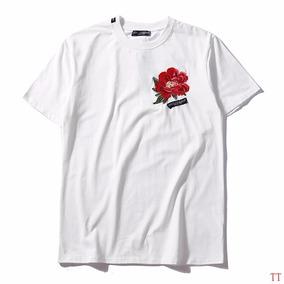 2f807f2cf6 Camiseta Dolce Gabbana - Ropa y Accesorios en Mercado Libre Colombia