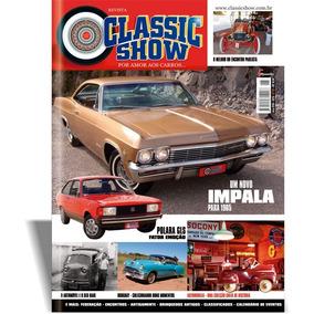 Revista Classic Show 98, Impala, Dodge Polara, Carroantigo.