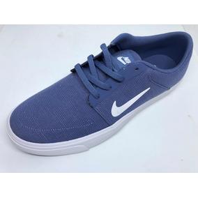 Tenis Nike Originales Sb Portmore Cnvs Talla 26.5 Remate