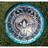 Steel Tongue Drum De Steel Art Chile (13 Notas)