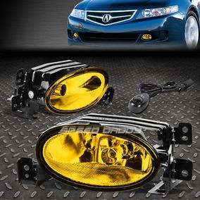 Para 06-08 Acura Tsx Cl9 K24a2 Lente Amarilla Oe Parachoque b3a66fc447