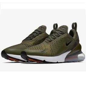 Tenis Nike Max Masculino Lancamentos Air Force - Nike Verde musgo no ... b6620b53d2159