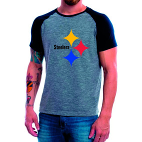 76790c1aa Camiseta Nfl Pittsburgh Steelers Oficial - Camisetas e Blusas no ...