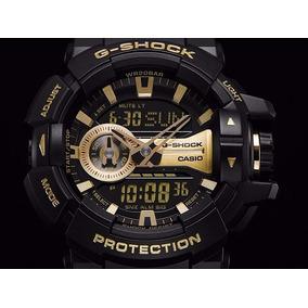 6e4c1d63a50 G Shock Dourado - Relógio Masculino no Mercado Livre Brasil