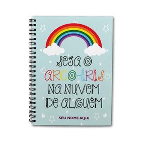 Cadernos Com Frases Materiais Escolares No Mercado Livre Brasil