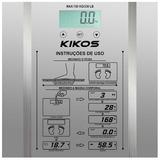 Balança Digital 150kg Ison Prata Kikos