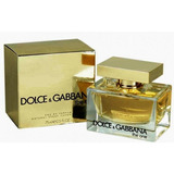 Perfume Mujer The One 75ml Dolce & Gabbana Edp