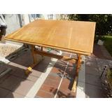 Mesa Para Arquitecto O Dibujante,madera Grande