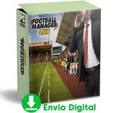 Football Manager 2016 Pc Português Mídia Digital Envio Agora