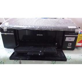 Impressora L800 - Com Bandeja Pra 5 Dvds