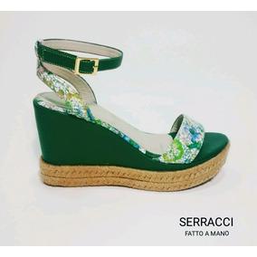 Serracci - Planta En Cuero Verde