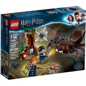 Lego 75950 Harry Potter - O Covil De Aragogue