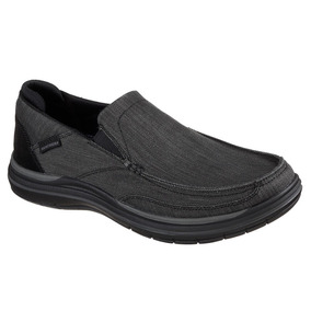 Skechers Zapatos Casuales Modelo 65391 Elson -amster Hombre