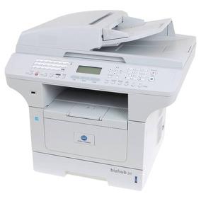Impresora Multifuncional Konica Minolta Bh20 Remanufacturada