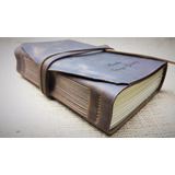 Libro De Viajes Rústico 304 Hojas