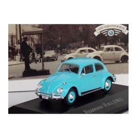 Coleção : Carros Inesquecíveis Do Brasil - V.w. Fusca - 1961