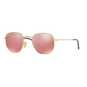 Ray Ban Hexagonal Vermelho Oculos - Óculos no Mercado Livre Brasil d5146a4f14