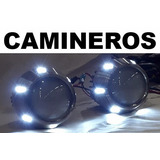Camineros(faros) Con Luz Led Y Cableado, Fácil De Instalar