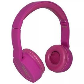 Fone Ouvido Solid 2 Headphone Com Microfone Maxell - Roxo