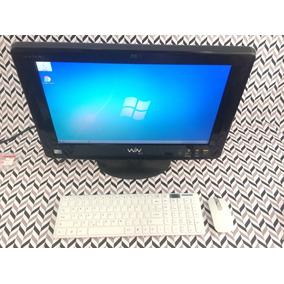 Aio Win Solo 19n - Intel Atom 1.66 Ghz - 2gb Ram - 160 Gb Hd