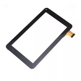 Tela Tablet Touch Vidro Dl Work Tp292 Bep Preto 7 Polegadas