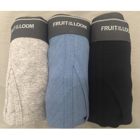 Boxers Cortos (trunks) Fruit Of The Loom Talla G Pack De 3